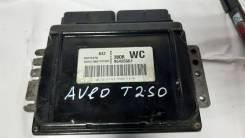 Блок управления двигателем двс эбу Chevrolet Aveo T250 1.2 л, 71 лс