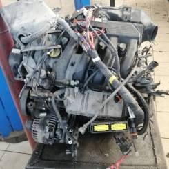 Двигатель k4m по запчастями