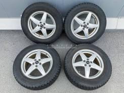 Колеса Topy Sibilla TZ R16 6.0 +45 5x100 + Dunlop DSX 215/65