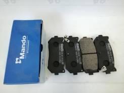 Колодки тормозные дисковые передние Hyundai/KIA