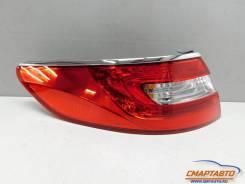 Фонарь задний наружный левый для Hyundai Grandeur 2011 (арт.49108539)