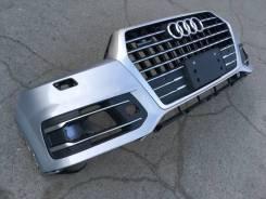 Бампер передний Audi Q7 4MB