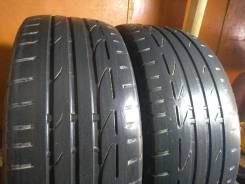 Bridgestone Potenza S001. летние, б/у, износ 40%