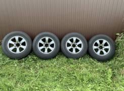 """Колёса Toyota Prado 120. 6.5x17"""" 6x139.70"""