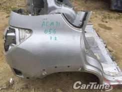 Крыло заднее правое 1F7 RAV4 ACA31 2AZ-FE [Cartune25] 056