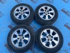 Оригинальные Toyota R15 5*114.3 + лето 195/65/15