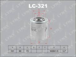 Фильтр масляный LYNXauto LC-321