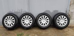 Продам комплект колес+колпаки