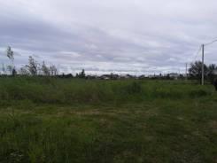 Продам участок в ЕАО пос. Приамурский. 1 500кв.м., собственность
