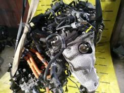 Двигатель + акпп Toyota Corolla Fielder NKE165, 1Nzfxe