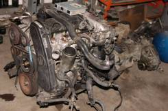 Двигатель 1KZ-TE Toyota Granvia KCH16