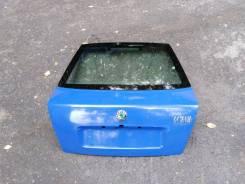 Крышка багажника Skoda Octavia 2004 [1U6827025] A4 AEE