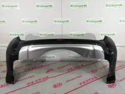 Бампер задний Mitsubishi Pajero Sport III (KS) KS0W, 4N15