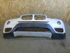 Бампер передний BMW X3 F25 (51117389896)