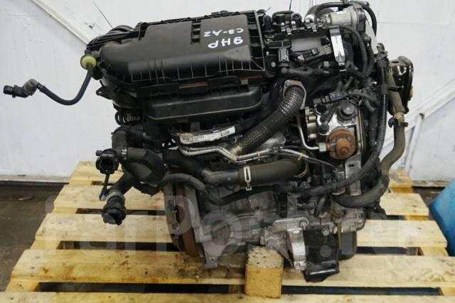 Двигатель Peugeot 208 I (CA_, CC_) 1.6 HDI 9HJ (DV6Dtedm)