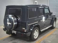 Дверь задняя левая Mercedes-Benz G-Class W463