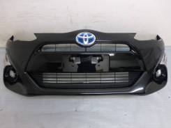 Бампер передний Toyota AQUA NHP10. Toyota Prius C1Nzfxe. 2015 -2017г. в