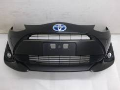 Бампер передний Toyota AQUA NHP10. Toyota Prius C1Nzfxe. 2017-2020г. в.