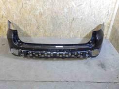 Бампер задний Toyota Highlander 3 U50 (521590E918)