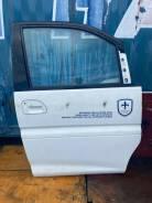 Дверь передняя правая Mitsubishi Delica, PE8W, 4M40 1999