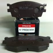 Колодки передние (В наличии) FPK01N