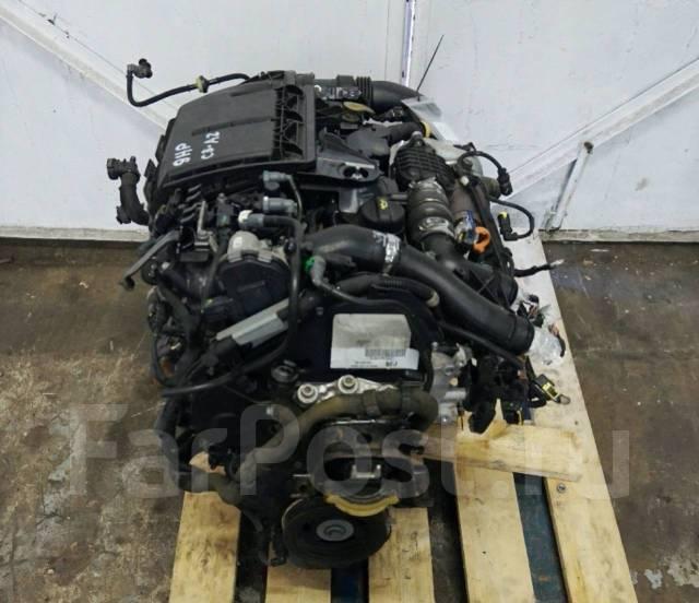 Двигатель Peugeot 301 1.6 HDI 90 9HJ (DV6Dtedm)