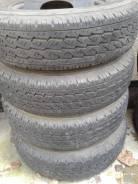 Bridgestone. всесезонные, 2016 год, б/у, износ 20%