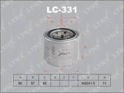 Фильтр масляный LYNXauto LC-331