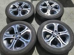 Летние шины 215/55R17 +диски Suzuki R17 5 *114,3 (7014)