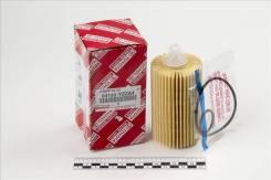 Фильтр масляный Toyota LC200, Tundra, Lexus LX 570 (2007-) картридж [04152-YZZA4]