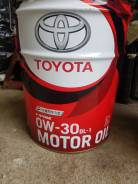 Toyota. 0W-30, синтетическое, 20,00л.