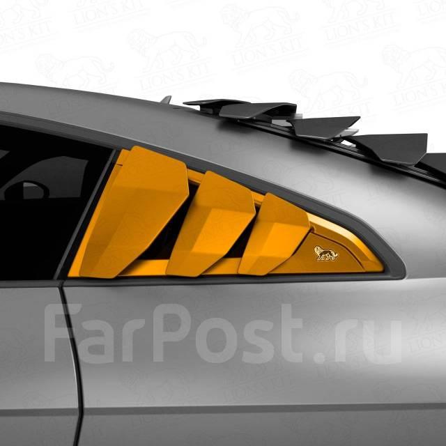 Молдинг стекла. Audi TT, 8S, FV3, FV9 CHHC, CJSA, CUNA, DKT, DKZ. Под заказ