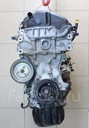 Двигатель Peugeot Traveller Bus (V_) 1.6 BlueHDI 115 BHX (DV6FCU)