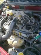 Двигатель мазда демио DW3W