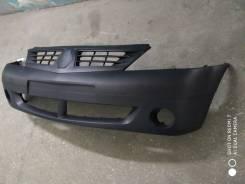 Бампер Renault Logan 05-10 г. в.