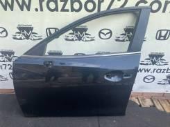 Дверь передняя левая Mazda 3 BM 2013-2018