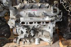 Двигатель Nissan HR16DE в разбор.