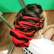 Плетение сложных кос