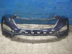 Hyundai SantaFe 12-15 Бампер передний б/у 865112W000