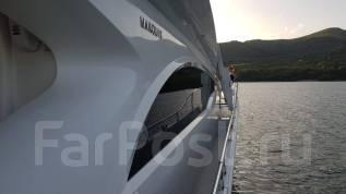 Аренда яхты. 12 человек, 50км/ч