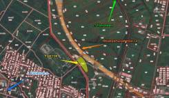 Продаётся земельный участок промназначения, 1,75 Га в с. Тополево. 17 500кв.м., собственность
