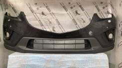Передний бампер Mazda CX 5 2012-2017