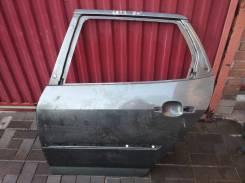 Дверь задняя левая Peugeot 407 SW универсал [9006H7]