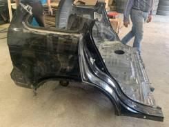 Крыло заднее правое (черный B92P) Honda Cr-V RE4 #1