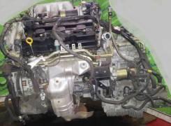 Двигатель VQ35-DE Nissan Murano Presage Teana