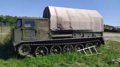 КМЗ АТС-59Г. Гусеничный тягач АТС 59Г кабелеукладчик П296 тягач АТС 59Г БЛ-2