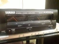 Усилитель Yamaha - A100A (+ видео)
