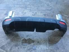 Бампер задний Honda CR-V 2007-2012г.