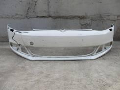 Бампер передний Volkswagen Jetta VI VW 5CU807221 дорестайлинг