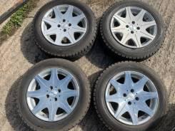 Зимние колеса на 15 4x100 Legzaz 185/65 wm01 как новая